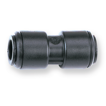 Racord conector rilsan recto, Ø 15 mm